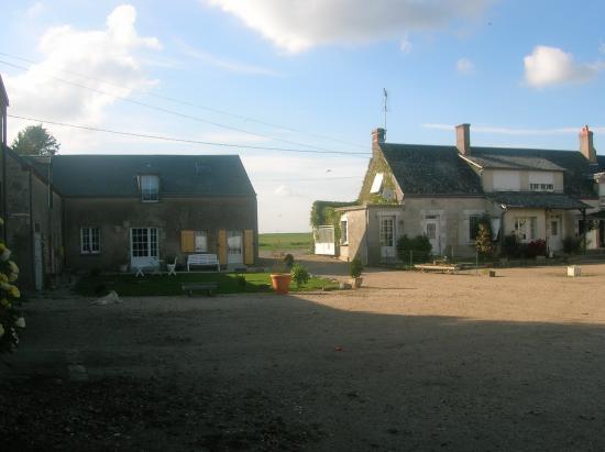 B :Chambres d'hôtes de la ferme Martinatrap